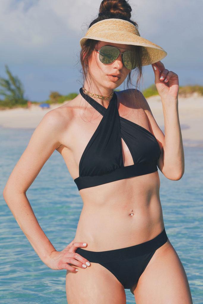 Beach-look