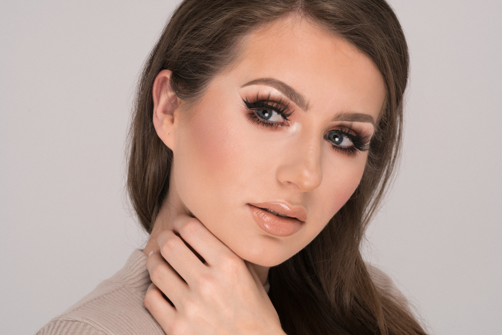 Bronzy Makeup Look Tutorial