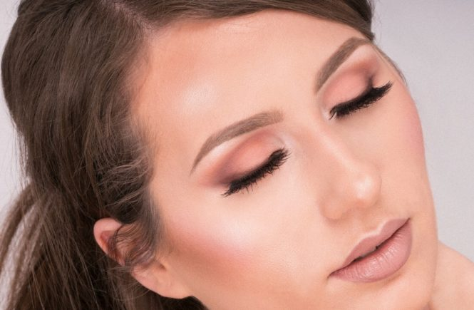 Soft Mauve Smokey Eye Makeup Tutorial