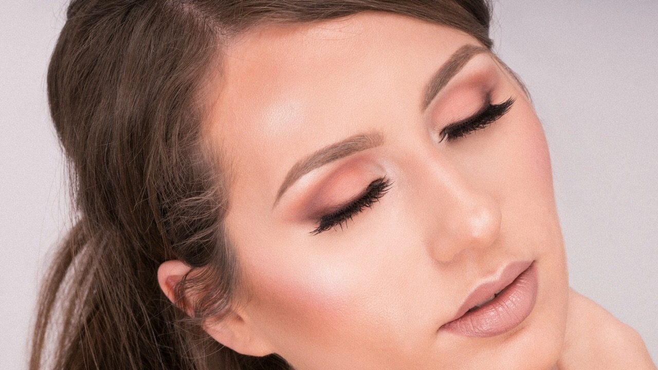 Soft Mauve Smokey Eye Makeup Tutorial