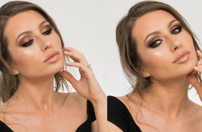 Seductive and Smokey Eye Look | The Dolce Vita Look