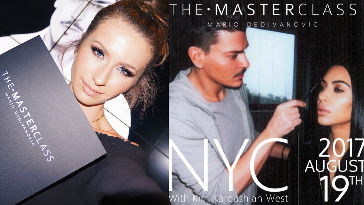 The Master Class with Mario Dedivanovic & Kim Kardashian West