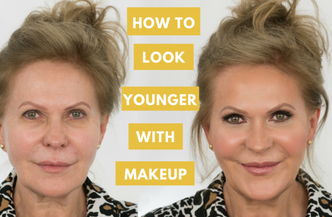 How to Look Younder With Makeup