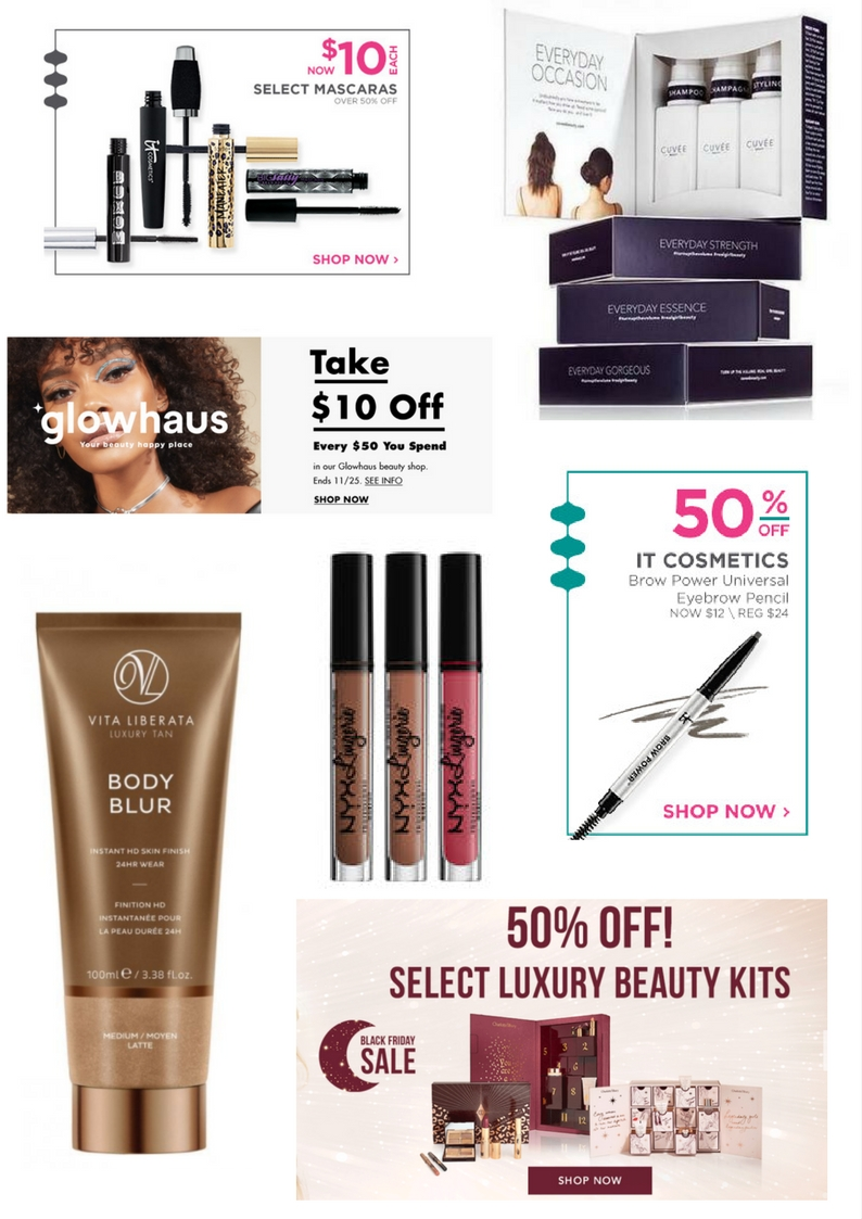 favorite Beauty Deals