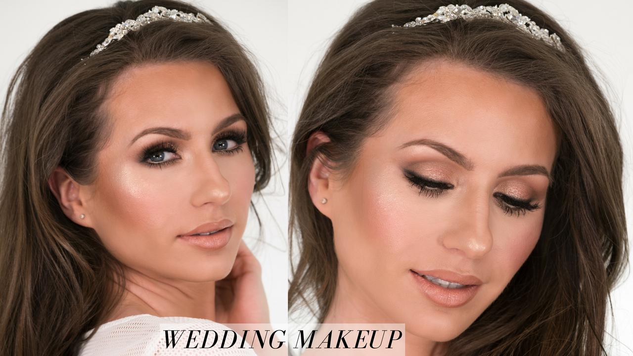 My Signature Wedding Makeup Timeless Bridal Makeup Tutorial
