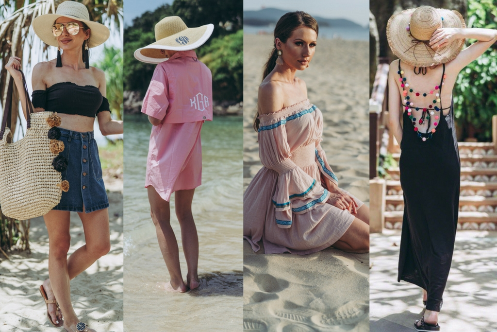 What to wear on a date to the beach