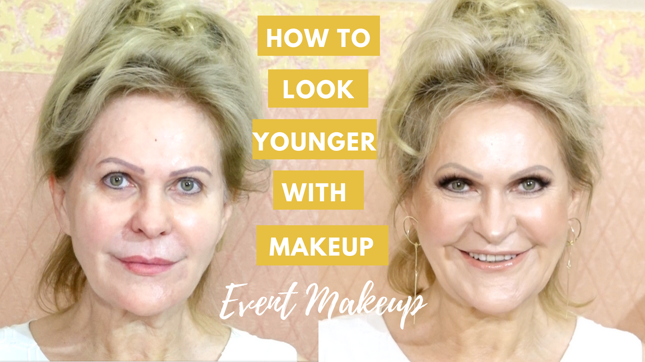 How to look younger with makeup event makeup tutorial for mature in todays makeup tutorial im joined again by my lovely mom to show you yet another look that will make you look younger this look is perfect for all ccuart Choice Image